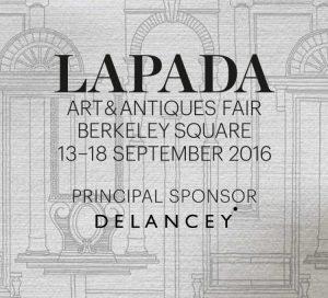 LAPADA ART & ANTIQUES FAIR BERKELEY SQUARE 2016