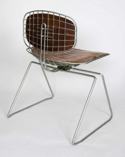 Pair of Beaubourg chairs7