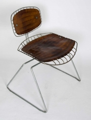 Pair of Beaubourg chairs10