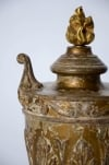 18th Century Carved Wooden Urn3