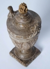 18th Century Carved Wooden Urn5