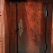 18th century Mahogany knee-hole desk-2