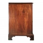 18th century Mahogany knee-hole desk-3