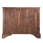 18th century Mahogany knee-hole desk-4