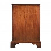 18th century Mahogany knee-hole desk-5