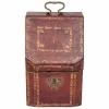 18th century morocco hide knife box main
