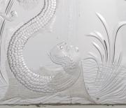 Italian cut glass mirror - 3.jpg