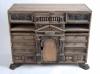 18thC Oak Flemish table cabinet