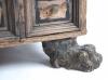 18thC Oak Flemish table cabinet3
