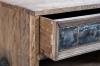 18thC Oak Flemish table cabinet4