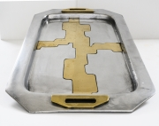 1970s-Brutalist-aluminium-and-brass-tray-by-David-Marshall7