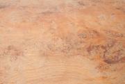 1970's Italian burr wood and chrome tray table-2