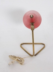 Mid-Century Italian Articulated Table Lamp Attributed to Stilnovo5