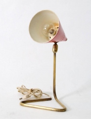 Mid-Century Italian Articulated Table Lamp Attributed to Stilnovo8