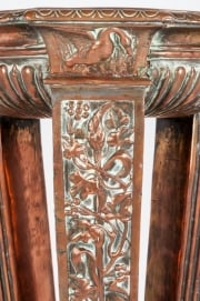 A copper fountain in the form of an Athénienne7
