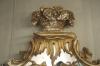 A Rare Rococo-revival gilt wood mirror after a design by Thomas Johnson - 06