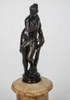 A Venetian late 16th early 17th century bronze figure of Venus-2