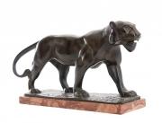 Art-deco-bronze-lioness5
