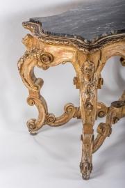 Baroque style Italian hall table-7