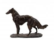 Bronze-Lévrier-by-Francesco-La-Monaca1