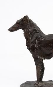 Bronze-Lévrier-by-Francesco-La-Monaca2