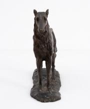 Bronze-Lévrier-by-Francesco-La-Monaca3