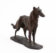 Bronze-Lévrier-by-Francesco-La-Monaca4