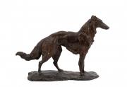 Bronze-Lévrier-by-Francesco-La-Monaca5