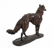 Bronze-Lévrier-by-Francesco-La-Monaca6