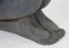 Cast Bronze art deco style figure - 1