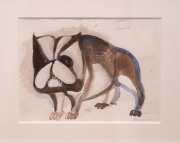 Cerbères-watercolour-and-gouache-by-HENRI-SAMOUILOV1