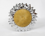 Large Double-Sided Sunflower Shape Door Handle by Chrystiane Charles2