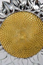 Large Double-Sided Sunflower Shape Door Handle by Chrystiane Charles3