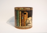early-Fornasetti-library-bin7