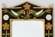 François-Lembo-style-ceramic-mirror-in-gold-and-colours2