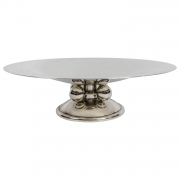 French art deco Tazza designed by Luc Lanel