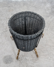 Jacques-Adnet-faux-bamboo-wastepaper-basket4