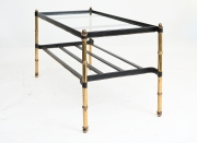 Jacques-Adnet-leather-wrapped-low-table-1