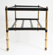 Jacques-Adnet-leather-wrapped-low-table-10