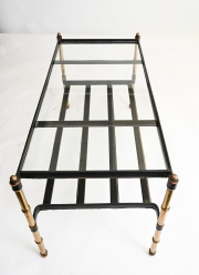 Jacques-Adnet-leather-wrapped-low-table-8