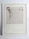 Jim Dine Bolt Cutters Etching 1