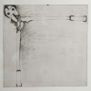 Jim Dine Bolt Cutters Etching 2