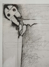 Jim Dine Bolt Cutters Etching 3