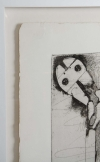 Jim Dine Bolt Cutters Etching 7