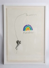 Jim Dine Scissors and Rainbow Lithograph 1969 1