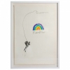 Jim Dine Scissors and Rainbow Lithograph 1969