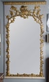 Large 18th Century French Trumeau 1