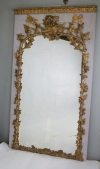 Large 18th Century French Trumeau 2