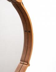 large-circular-teak-Italian-mirror-with-leather-strap-hanger4
