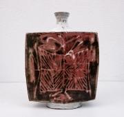 Large-mid-century-slab-built-vase-by-Jean-Derval2